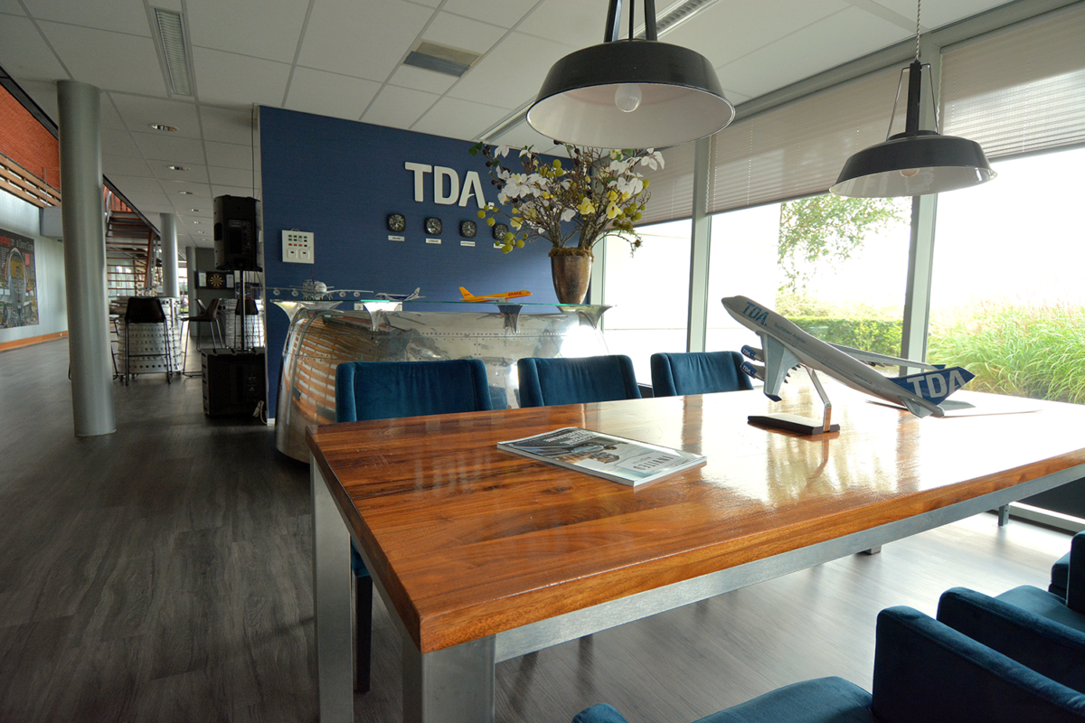 The TDA Amsterdam office